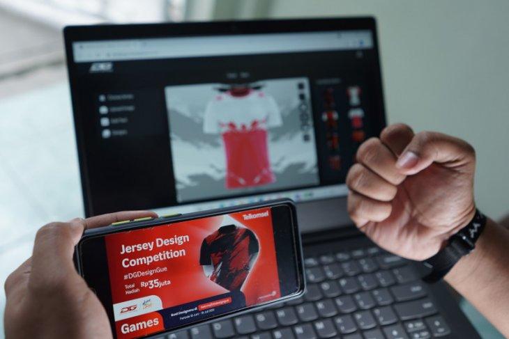 Telkomsel jadikan dunia games platform dukung gerakan nasional #BanggaBuatanIndonesia