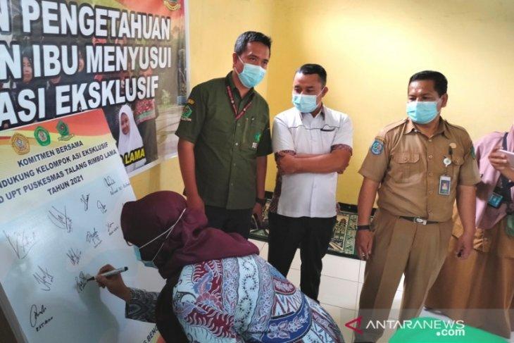 Puskesmas Talang Rimbo Lama Rejang Lebong pelopori pencegahan stunting