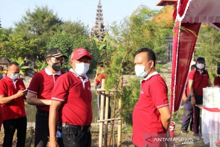 Pemprov Bali ajak masyarakat  bangun budaya hijaukan lingkungan