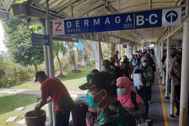 Quarantine underway for 224 Indonesian migrant workers