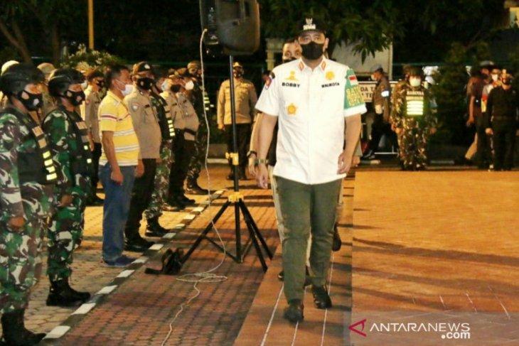 Wali Kota Medan: Petugas  PPKM mikro harus humanis namun tegas