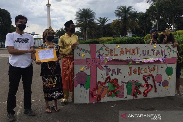 Aktivis Bengkulu dukung uji materi UU Minerba di MK