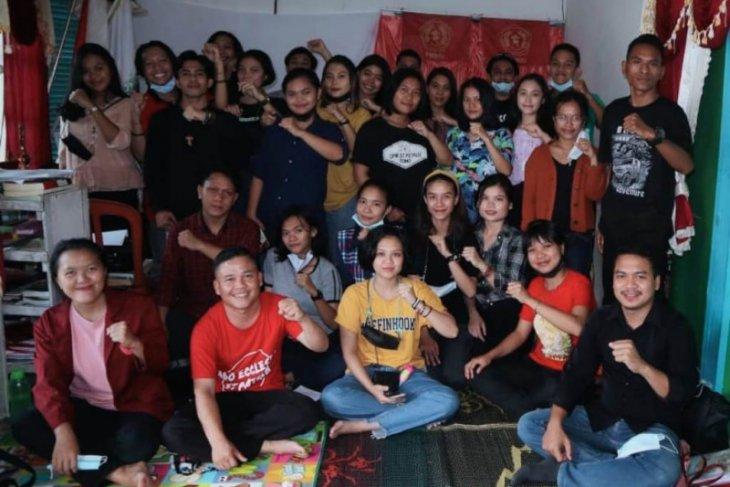 Kukuhkan peserta Mabim, PMKRI Sungai Raya akan perkuat kontribusi kader