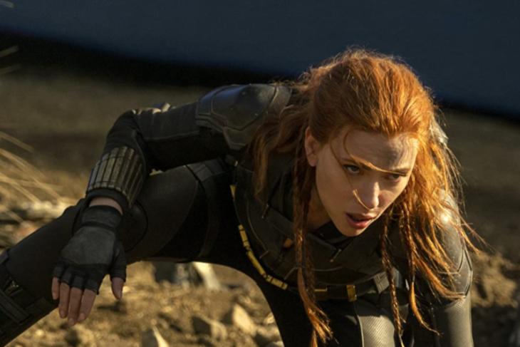Scarlett Johansson ceritakan peran Black Widow selama 1 dekade