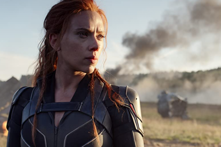 Scarlett Johansson cerita perankan Black Widow selama 1 dekade