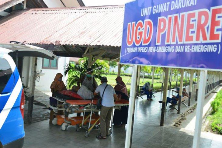 200 pasien COVID sembuh di Aceh, total 13.789