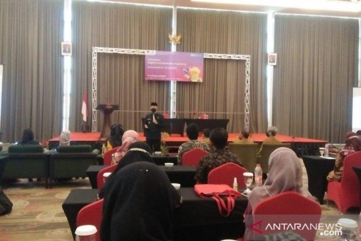 Kominfo-Kota Jambi gelar pelatihan Digital Enterpreneur Academy bagi UMKM
