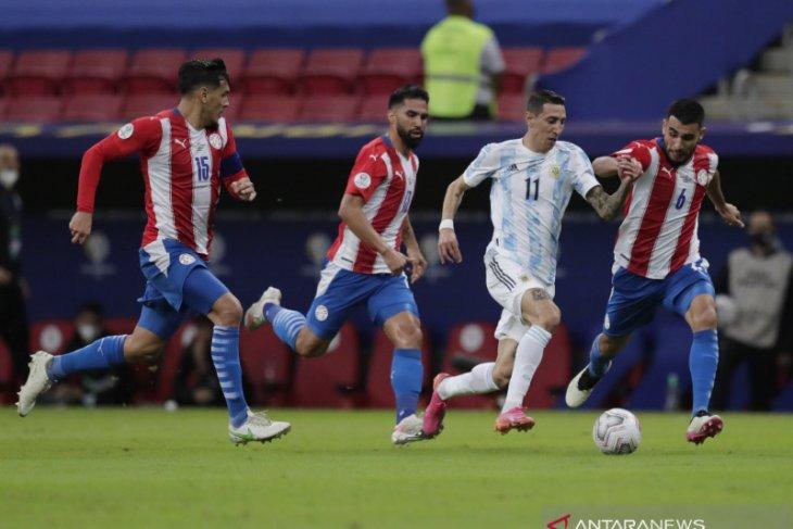 Copa America 2021, Argentina pimpin Grup A setelah kalahkan Paraguay 1-0