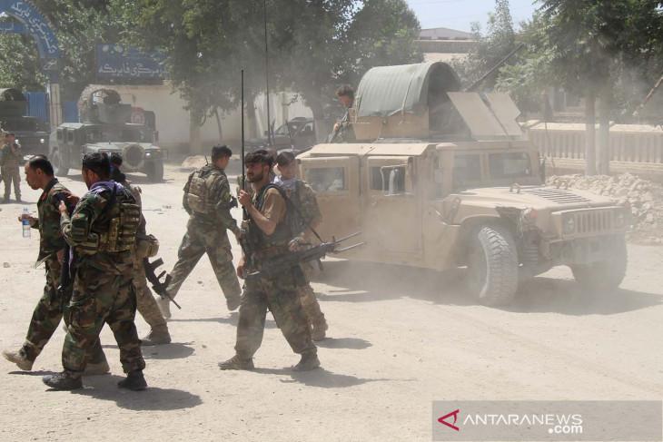 Joe Biden akan bahas masalah Afghanistan saat Taliban kuasai wilayah
