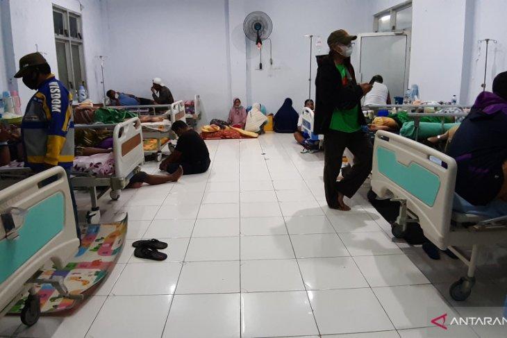 24 pasien COVID-19 di Gorontalo masih dirawat di RS
