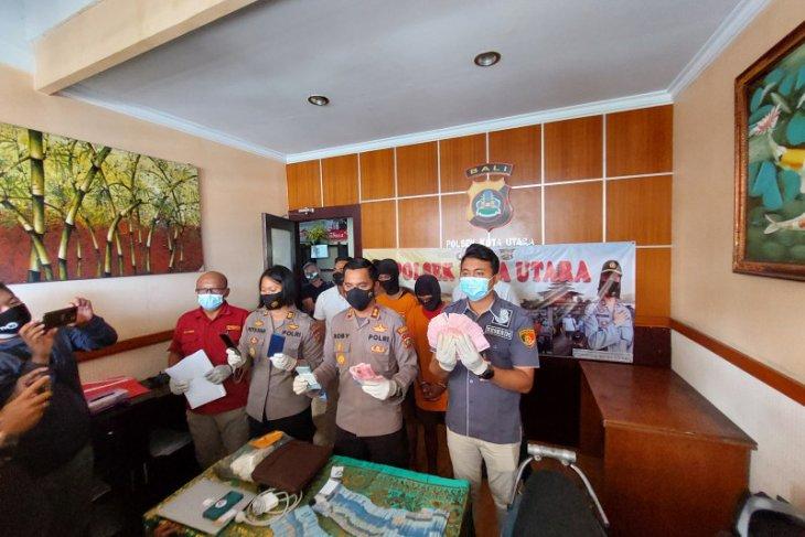 Dua pria bobol vila turis asing di Kuta-Bali hingga rugi ratusan juta
