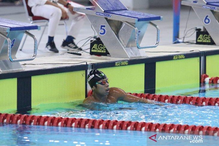Perenang Aflah Fadlan Prawira sukses tembus Olimpiade Tokyo