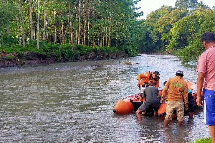 Basarnas Ternate hentikan pencarian korban hilang di sungai memprihatinkan