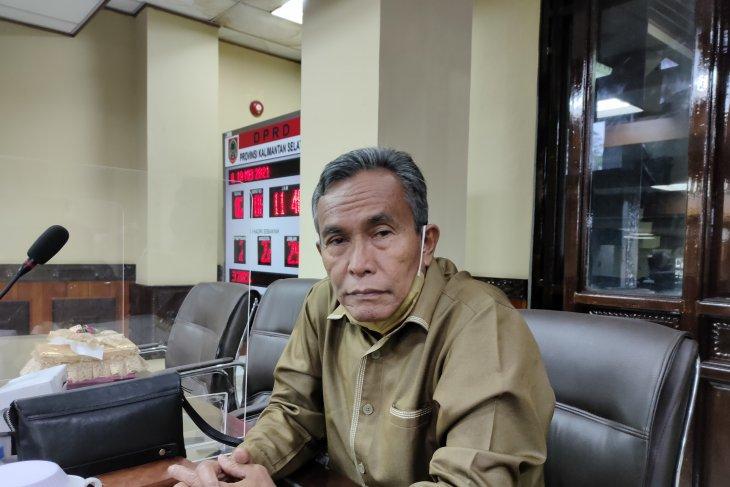 DPRD   Kalsel tukar pendapat tentang  LKPJ dan LPPD