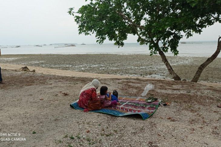 BPBD Banten imbau nelayan waspadai gelombang setinggi enam meter