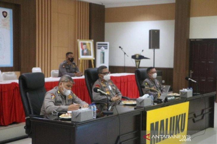 Realisasi rendah Wakapolda Maluku turun tangan imbau warga ikut program vaksinasi Covid-19