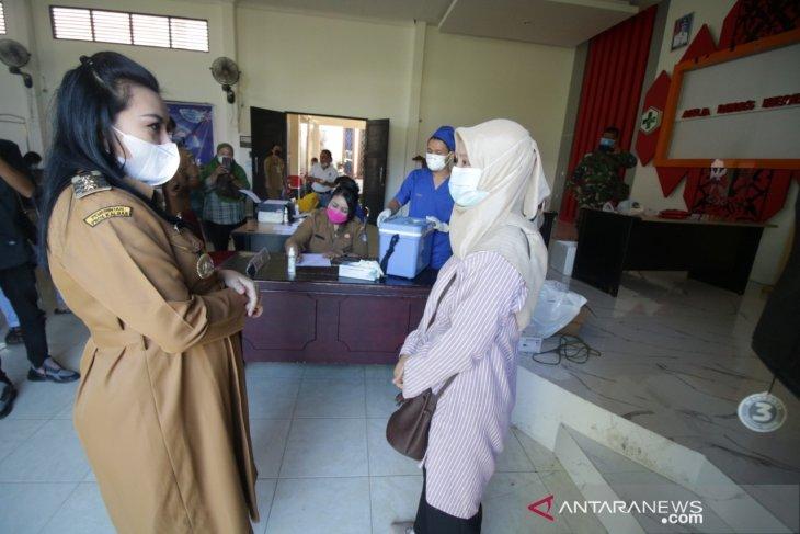 Kabupaten Landak targetkan 1.000 orang per hari divaksin COVID-19