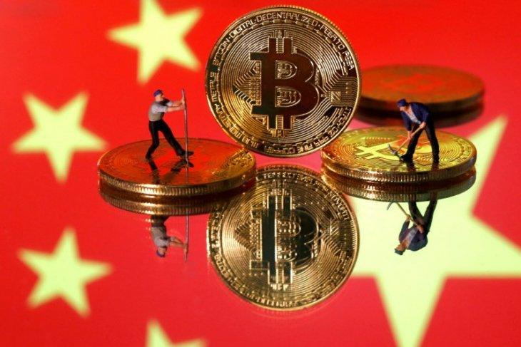 Bitcoin jatuh lebih jauh, China memperketat tindakan keras atas kripto