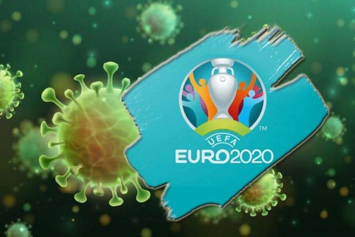 COVID-19 serang Euro 2020, ini daftar pemain yang terpapar