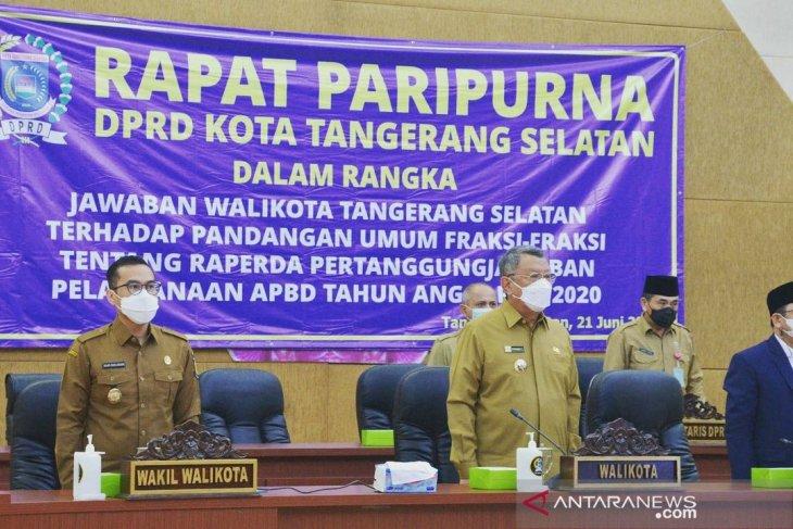 Wali Kota Tangsel akui target pendapatan IMB tak tercapai