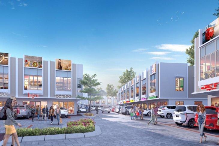 Paramount sukses jual kawasan komersial di Gading Serpong