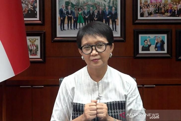 Menlu Retno: Junta Militer Myanmar agar beri akses bagi Utsus ASEAN