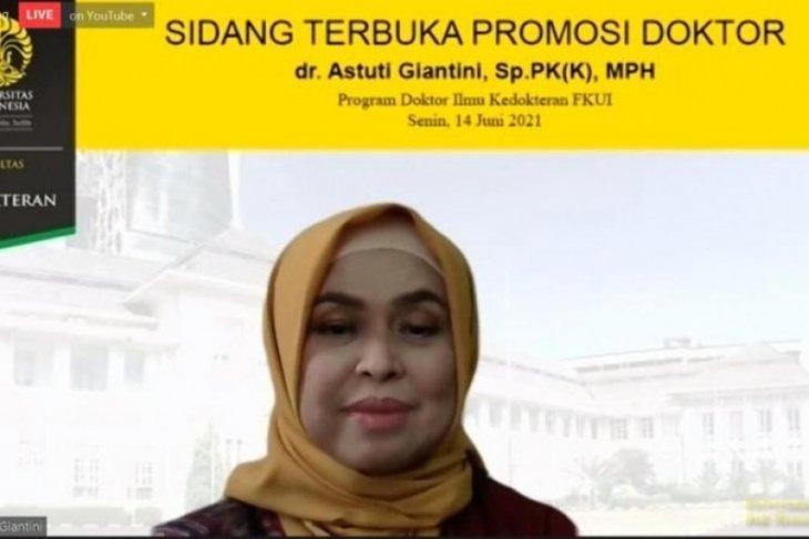 Dirut RSUI lakukan riset pertama kali di Indonesia tentang obat klopidogrel