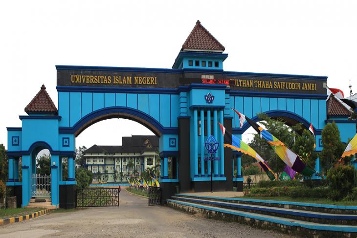Pembayaran daftar ulang mahasiswa baru jalur UMPTKIN UIN Jambi melalui BPD Jambi Syariah