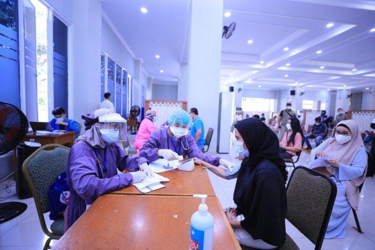 Universitas Pancasila buka layanan Vaksinasi Covid-19 Indonesia Bangkit