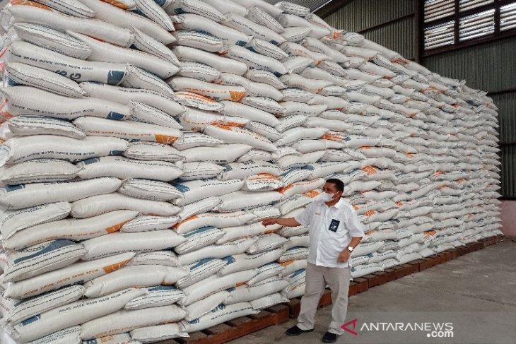 Pembelian beras petani oleh Bulog Sumut sudah mendekati 10.000 ton