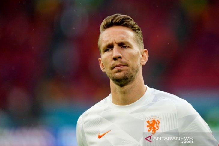 Alami cedera lutut, Belanda dipastikan tanpa Luuk de Jong di sisa Euro 2020