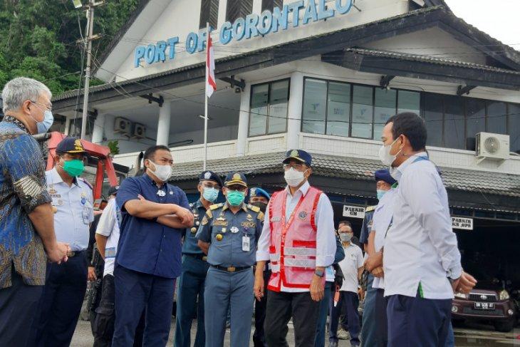 Menhub usul penataan Pelabuhan Gorontalo kepada Presiden