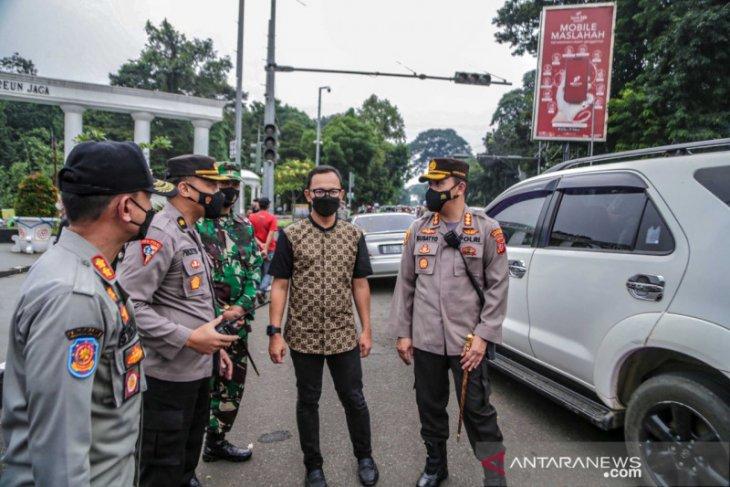 Kebijakan ganjil-genap kendaraan bermotor di Kota Bogor dilanjutkan lagi pada akhir pekan