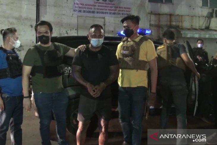 Polisi bekuk 10 pelaku penembakan di Tamansari