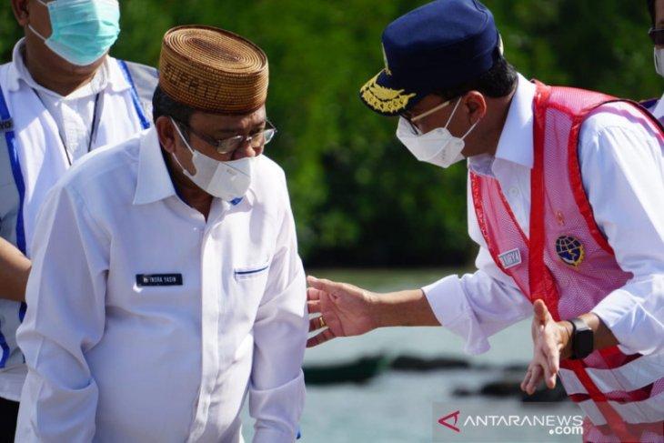 Bupati optimistis Pelabuhan Anggrek jadi kawasan industri andalan