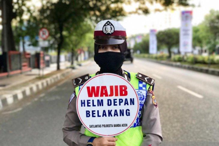 Polwan asal Banda Aceh jadi pasukan perdamaian PBB di Afrika Tengah