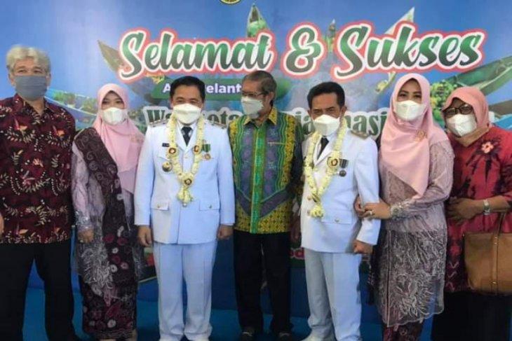 Kabiro Kalsel Hadiri Silahturrahmi Bersama Wali Kota Banjarmasin