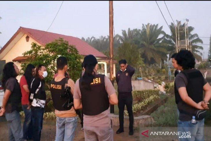 Macan Kalsel buru komplotan perampok bersenjata api di Kotabaru