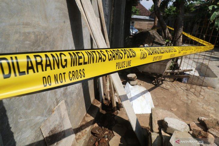 Temuan Mortir di Kediri