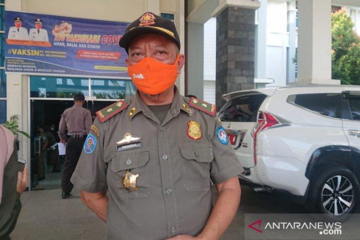 Satpol PP Kubu Raya gencar lakukan patroli penegakan Prokes dan PPKM mikro
