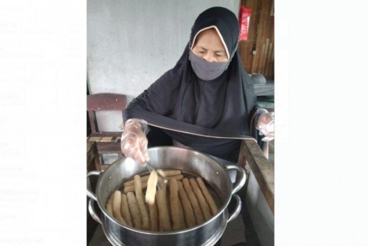 Bulog Pusat lirik potensi kuliner Kalbar salah satunya kerupuk basah