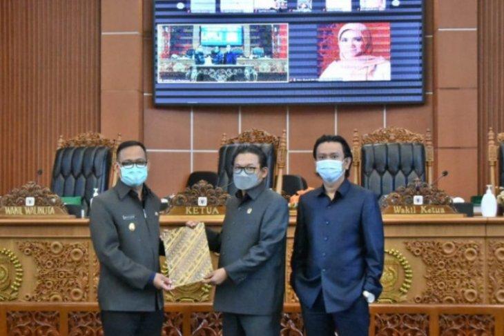 DPRD Kota Depok setujui Raperda RPJMD 2021-2026
