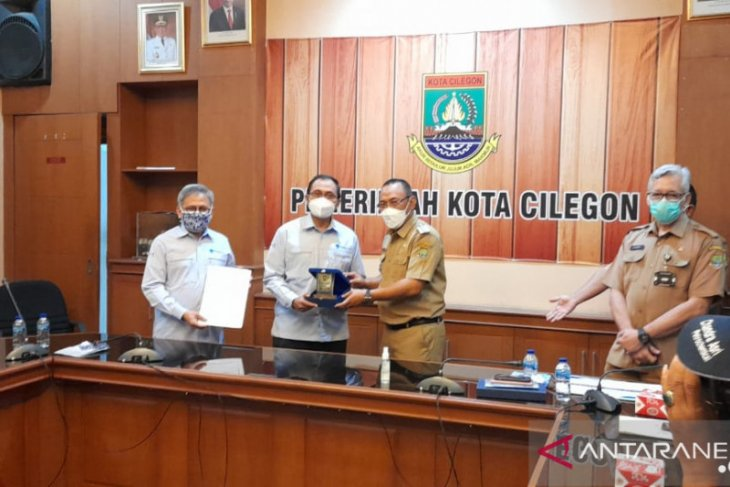 Konsisten cegah COVID-19, Chandra Asri dapat penghargaan dari Pemkot Cilegon