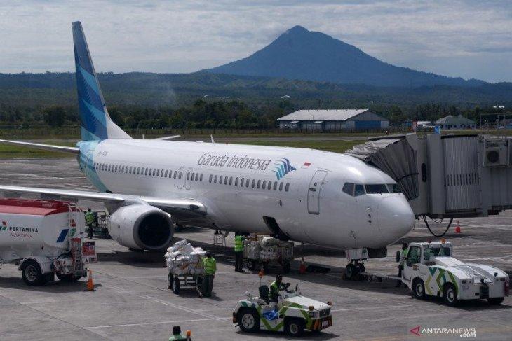 Maskapai Garuda batalkan penerbangan di Gorontalo hingga 20 Juli