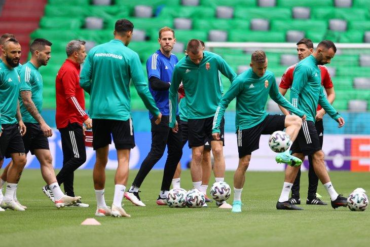 Euro 2020, Hungaria butuh strategi pertahanan sempurna melawan Jerman