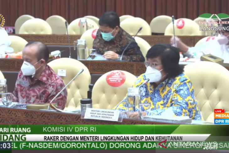 Komisi IV DPR dukung program KLHK tangani limbah alat medis COVID-19