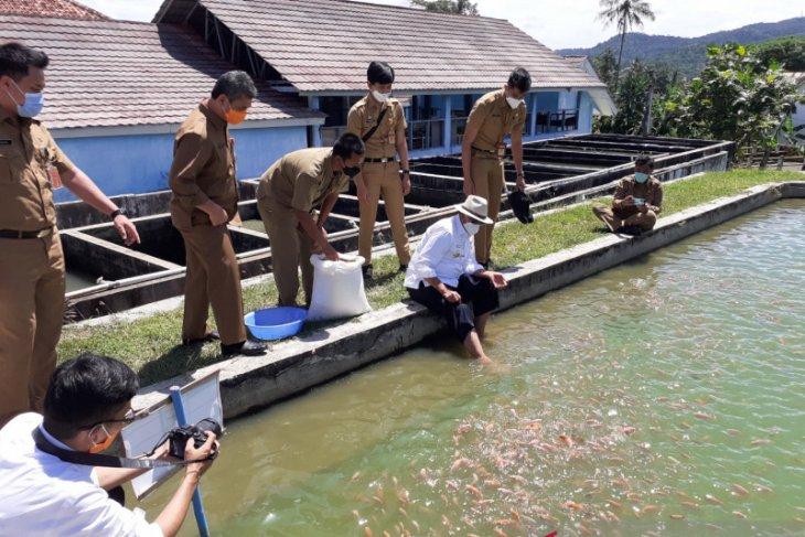 DKP Banten Kembangkan Perikanan Tangkap dan Budidaya Hasil Laut