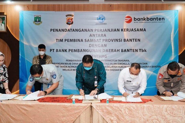 Bapenda alihkan pembayaran pajak ke Bank Banten