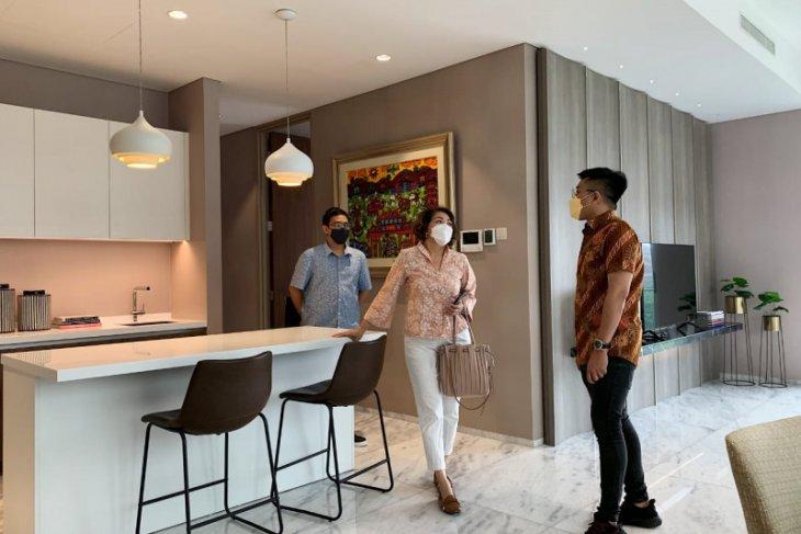 Saumata Suites serah terima unit Juni 2021