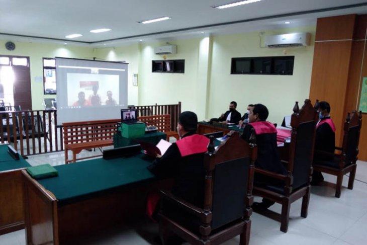 Delapan terdakwa narkoba di Aceh Timur divonis seumur hidup